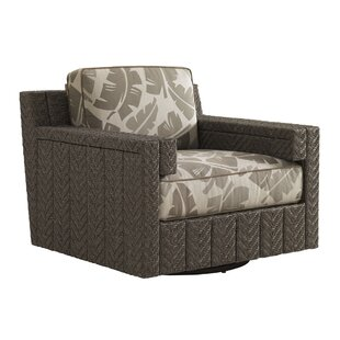 Olive Lounge Patio Chair with Cushion