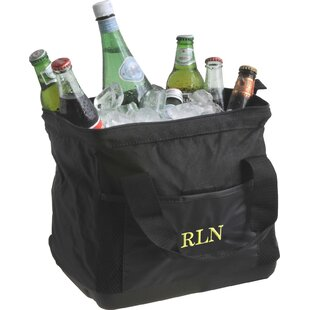 JDS Personalized Gifts Personalized Gift Wide-Mouth Tote Picnic Cooler