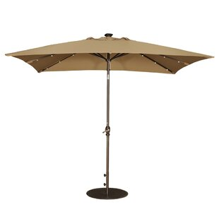 Abba Patio 7' x 9' Rectangular Market Umbrella