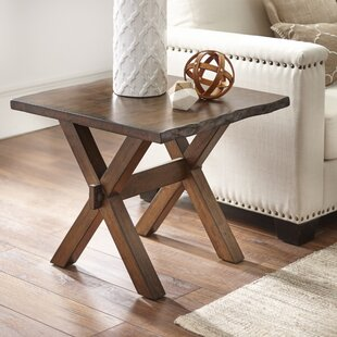 Bargain Tiggs End Table by Millwood Pines