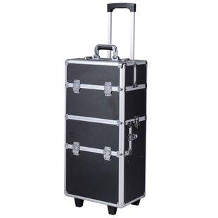 Read Reviews 3-in-1 Draw-Bar Box Design Portable Diamond Style Accessory Box By Rebrilliant