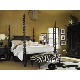 Tommy Bahama Home Kingstown Canopy Configurable Bedroom Set