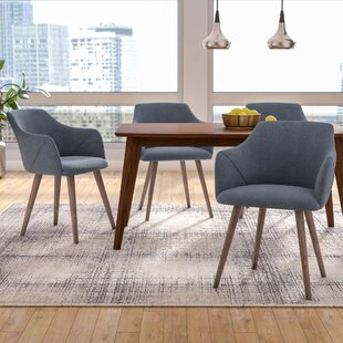Inexpensive Creggan Upholstered Dining Chair (Set of 2) by Comm Office Reviews (2019) & Buyer's Guide