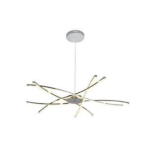 Brayden Studio Romarin 1-Light LED Novelty Pendant
