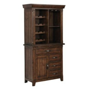Mahle Bar with Wine Storage by Millwood Pines