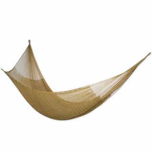 Zoey Bronze Sun Camping Hammock by Freeport Park