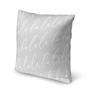 Falala Throw Pillow