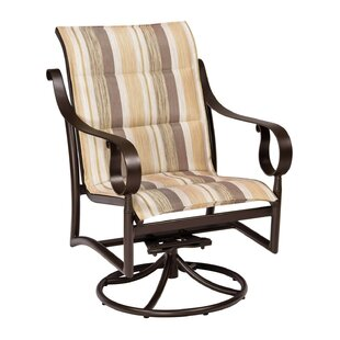 Woodard Ridgecrest Swivel Rocking Chair