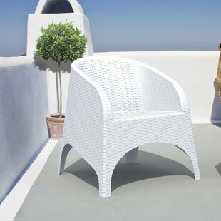 Jayne Stackable Patio Chair (Set of 2)