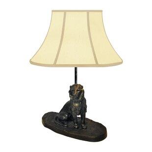 Best Deals Lion 20 Table Lamp By JB Hirsch Home Decor