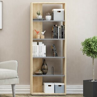 Flack Bookcase By Ebern Designs