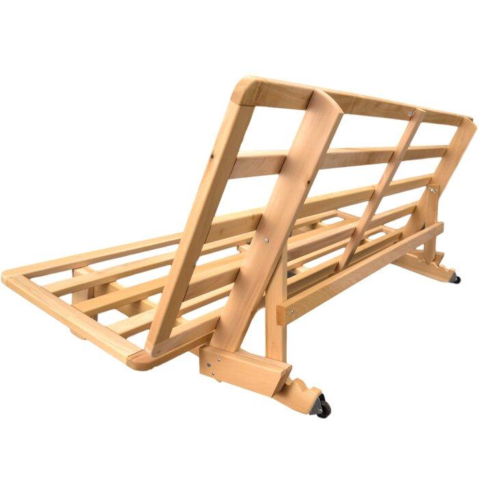 tewkesbury bifold futon frame andover mills tewkesbury bifold futon frame  u0026 reviews   wayfair ca  rh   wayfair ca