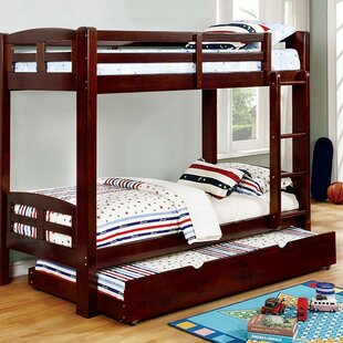 Harriet Bee Gellert Twin over Twin Bunk Bed