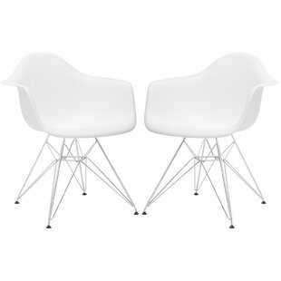 Warrick Arm Chair (Set of 2) by Turn on t..