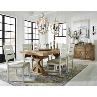 Jessamine 7 Piece Dining Set by Gracie Oaks Cool