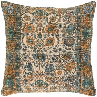 Shadi Distressed Pillow Cover