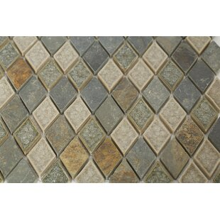 Roman Selection Gl Mosaic Tile In Gray