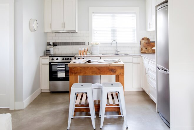 Inside Jillian Harris' Stunning Apartment Makeover   Wayfair