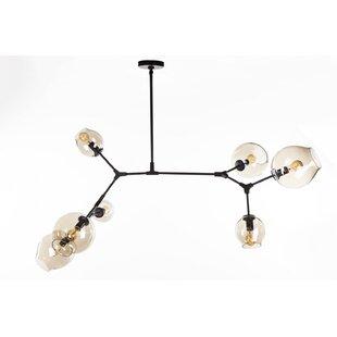 Efrain 7-light Sputnik Chandelier by George Oliver