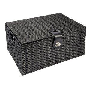 Box aus Korbgeflecht von Woodluv