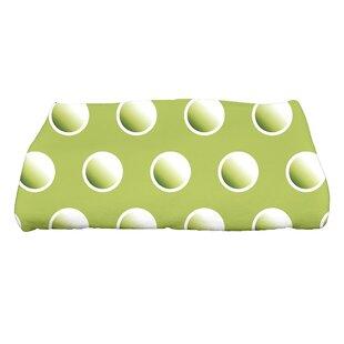 Jump for Joy Dip Dye Dots Bath Towel