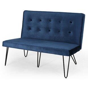 Lizabeth Minimalist Upholstered Bench