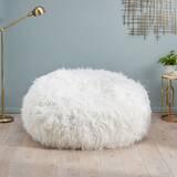 Peachy White Fluffy Beanbag Chair Wayfair Frankydiablos Diy Chair Ideas Frankydiabloscom