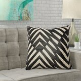 Buford Geometric Luxury Indoor/Outdoor Lumbar Pillow