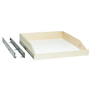 "Shelves that Slide 25 1//2/"" x 22/"" premium pull out sliding shelving roll out tray"