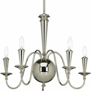 Latitude Run Maisie 5-Light Chandelier