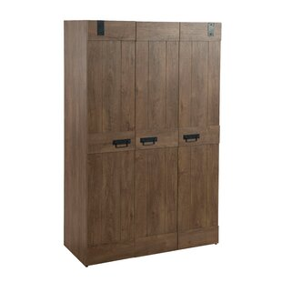 Find for Cyprian Vintage 3D Wardrobe Armoire By Gracie Oaks
