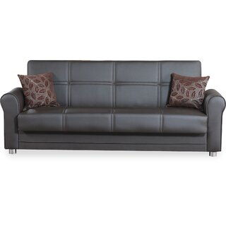 Pestre Sleeper Sofa, Gray by Brayden Studio SKU:EA130754 Shop
