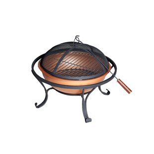 California Outdoor Designs Steel Charcoal..