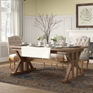 Grenadier Extendable Dining Table Birch Lane™ Heritage