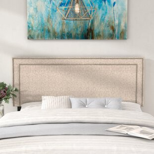 Eyre Upholstered Wood Panel Headboard by Ivy Bronx