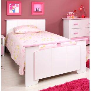 Kaleb Twin Platform Bed by Zoomie Kids