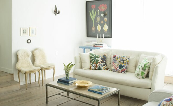 Apartment Therapy Eclectic Vintage
