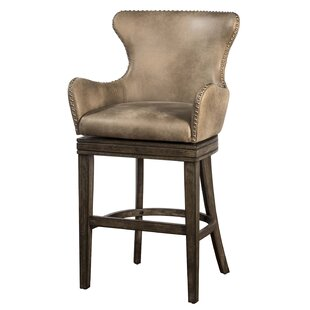 Full Back With Arms Bar Stools Youll Love Wayfair