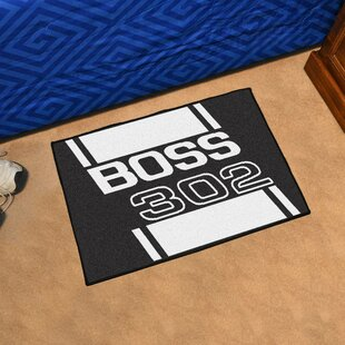 Check Prices Ford - Boss 302 Rug ByFANMATS