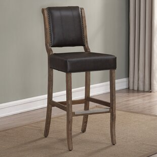 Wragby 26 Bar Stool Gracie Oaks