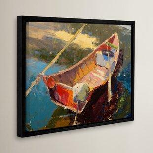 Italian Wayfarer Framed Painting Print
