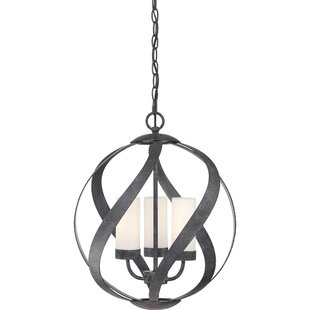 Gracie Oaks Victorino 3-Light Pendant