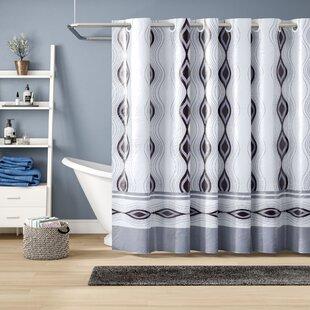 Gianna Harlequin Shower Curtain ByZipcode Design