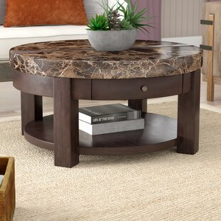 Hetton Coffee Table with Lift Top Fleur De Lis Living