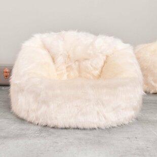 71be6bb795 Fur Bean Bags You ll Love