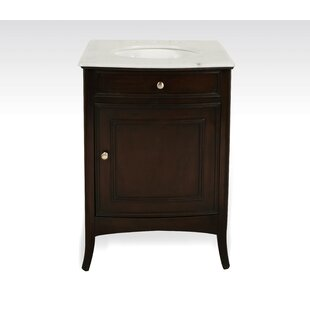 Review Harpe 25 Single Bathroom Vanity Set by Darby Home Co