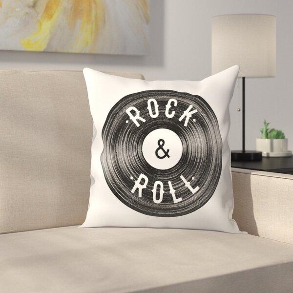 Rock And Roll Pillows Wayfair