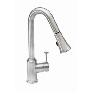 American Standard Pekoe Single Handle Deck Mounted Kitchen Faucet