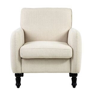 Mclemoore Armchair by Charlton Home