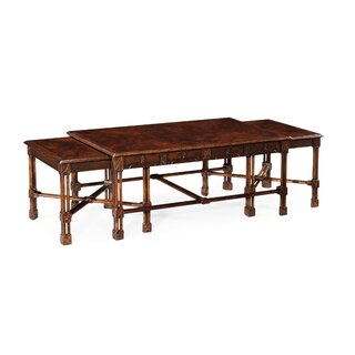 Tribeca 2 Piece Coffee Table Set by Jonathan Charles Fine Furniture SKU:ED970630 Purchase